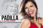 Patty Padilla, la voz que cautiva en la música tropical